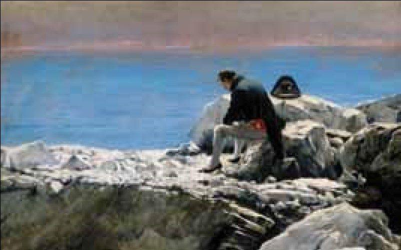 Napoléon à Sainte-Hélène, les (im)possibilités d'une île