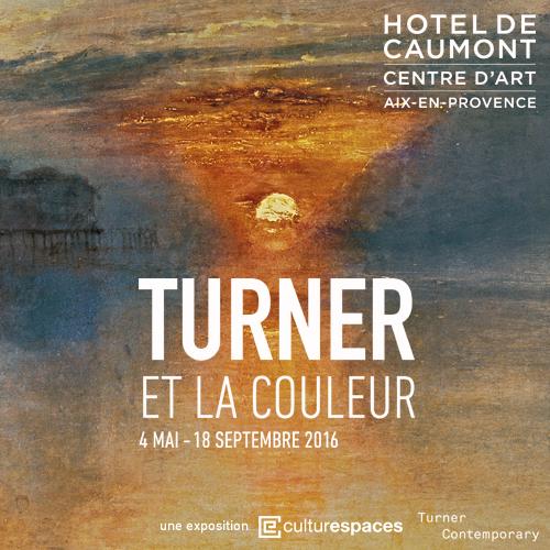 Expositio,n Turner et la lumière