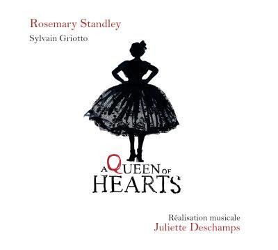 [Chronique] Rosemary Standley, Reine des cœurs et théâtre de voix