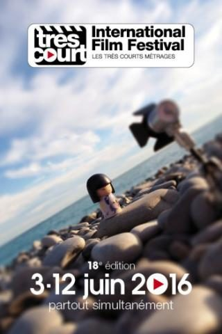 Gagnez 3×2 places pour le Très Court International Film Festival
