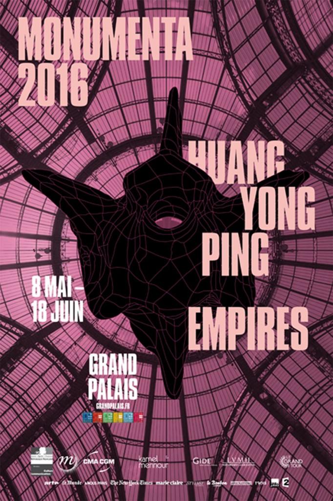Monumenta 2016 : Huang Yong Ping à l'abordage du Grand Palais