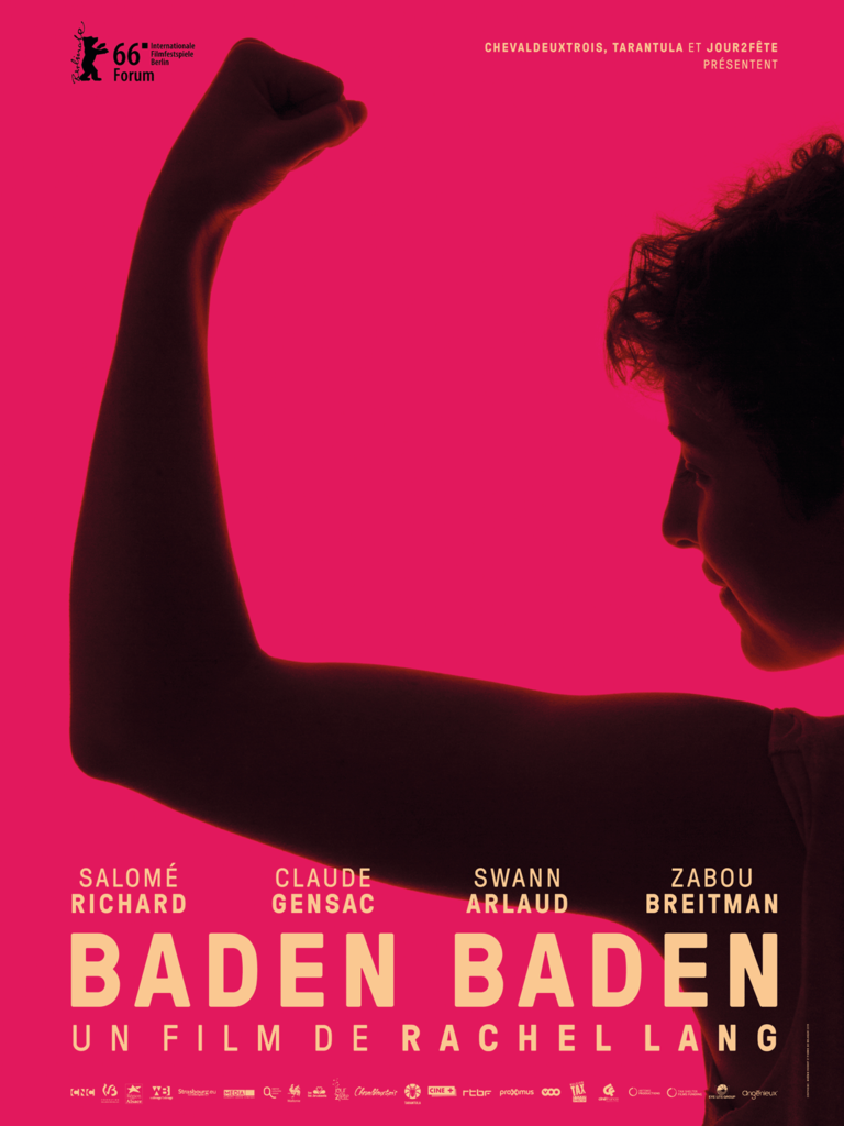 [Critique]»Baden Baden», la belle puissance de Rachel Lang