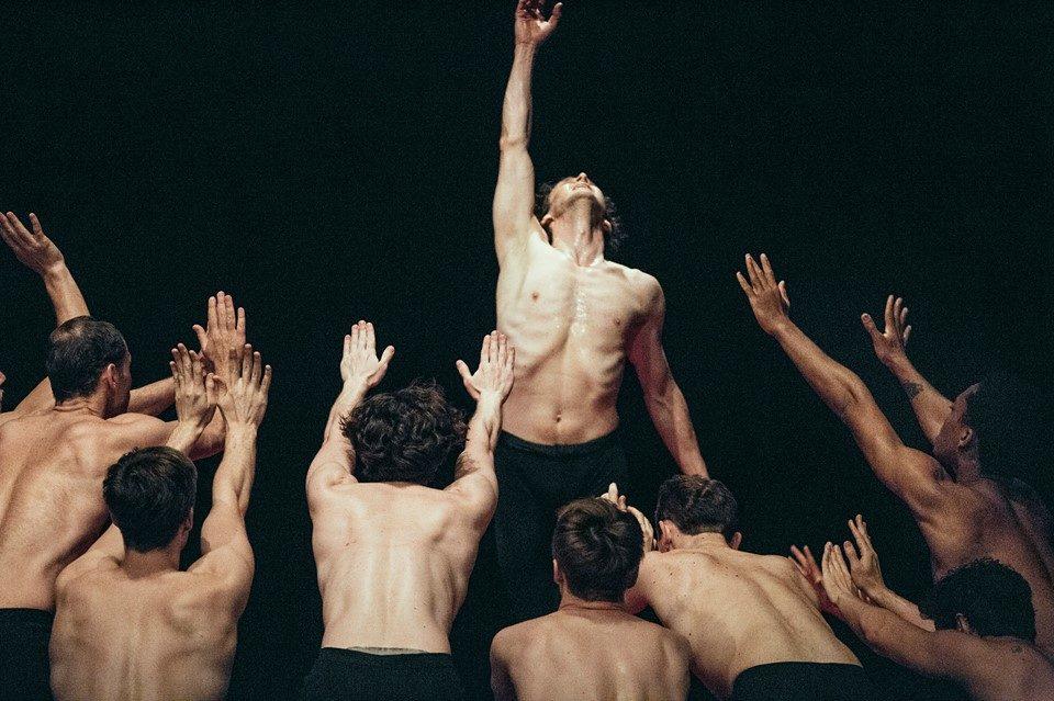 Cherkaoui, Verbruggen, Béjart : Trois chorégraphes autour de Ravel par le Ballet Vlaandern