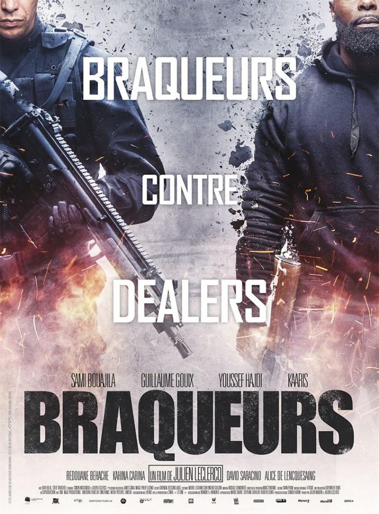 [Critique] du film « Braqueurs » Sami Bouajila dans une tragédie d'action intense