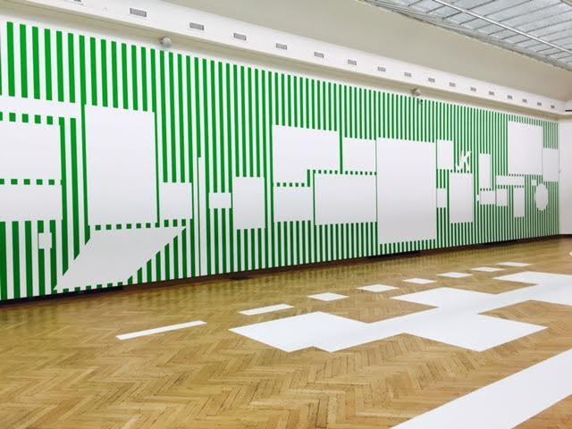 [Bruxelles] « Fresque », une rétrospective « collective » de Daniel Buren