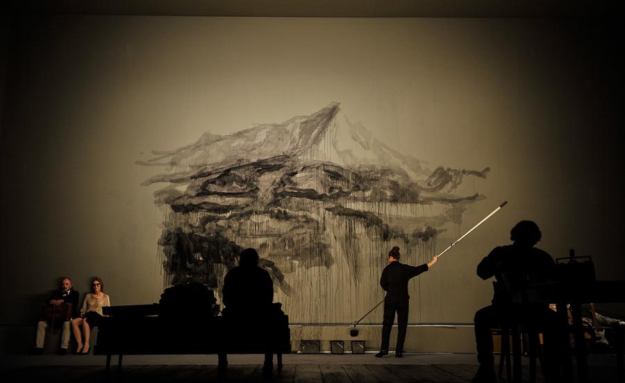 «La Mouette» au Théâtre de l'Odéon : Ostermeier, ce drôle d'oiseau
