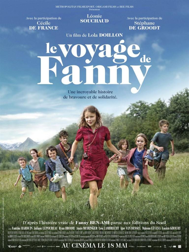 [Critique] du film « Le voyage de Fanny » la 2ème guerre mondiale à travers les yeux d'enfants juifs