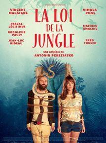 [Critique]»La loi de la jungle» les folles tribulations de Vimala Pons et Vincent Macaigne dans les neiges de Guyane