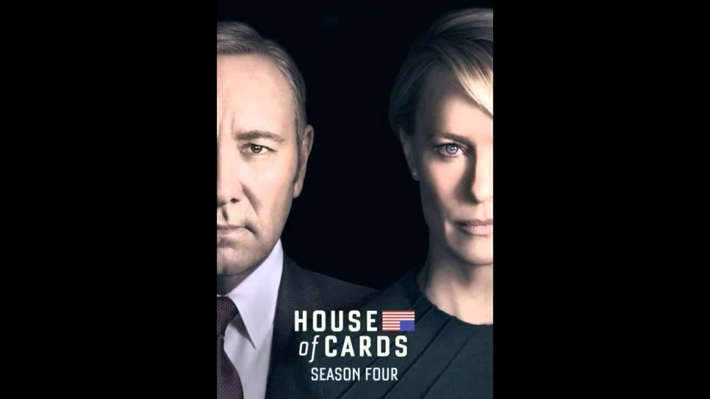 « House of Cards » : Robin Wright à le même salaire que Kevin Spacey