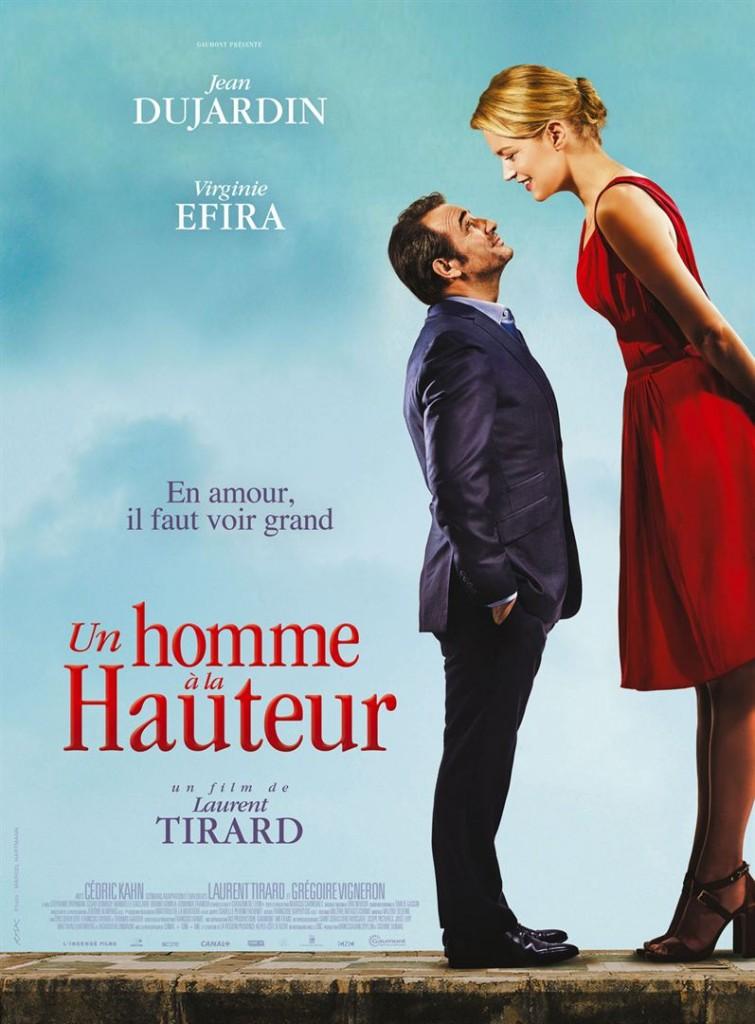 [Critique] « Un homme à la hauteur » Fable romantique haut-de-gamme avec Virginie Efira et Jean Dujardin