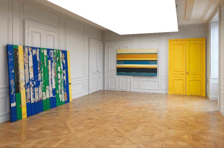 [EXPO] Bertrand Lavier (re)colore le monde