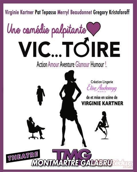 «Victoire», espionnage et lingerie fine