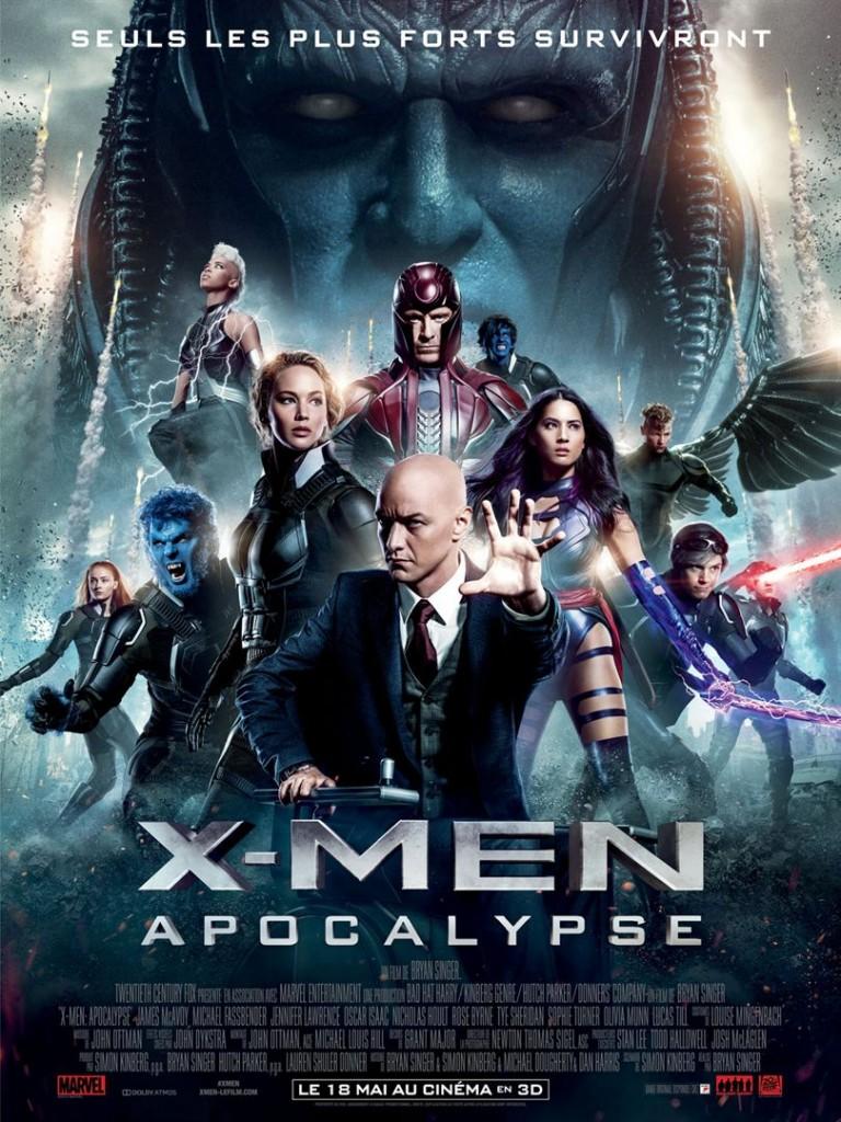 [Critique] du film « X-Men Apocalypse » Bryan Singer casse la dynamique de la franchise