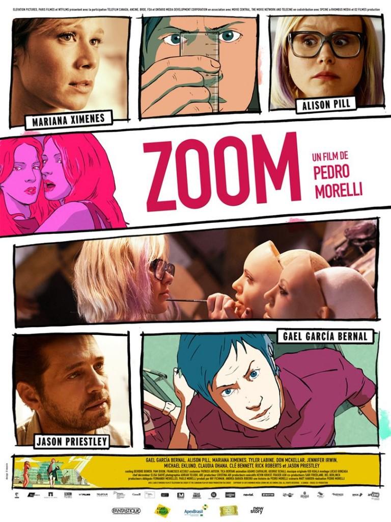Gagnez 10×1 place pour le film «Zoom» de Pedro Morelli en salle le 8 juin