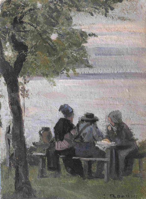 Musée Jacquemart-André | L'exposition « L'Atelier en plein air. Les impressionnistes en Normandie » en 5 chefs-d'œuvre