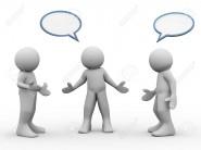 12832578-Rendu-3d-de-personnes-qui-prennent-et-la-discussion-Banque-d'images