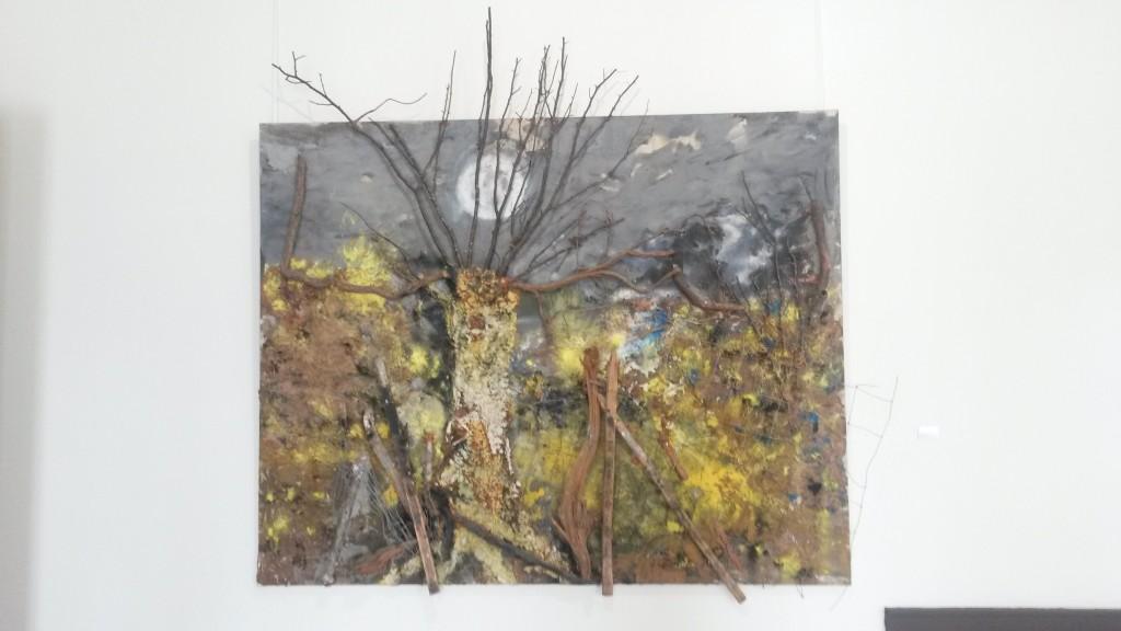 Courbet et les paysages à la ravissante Abbaye d'Auberive