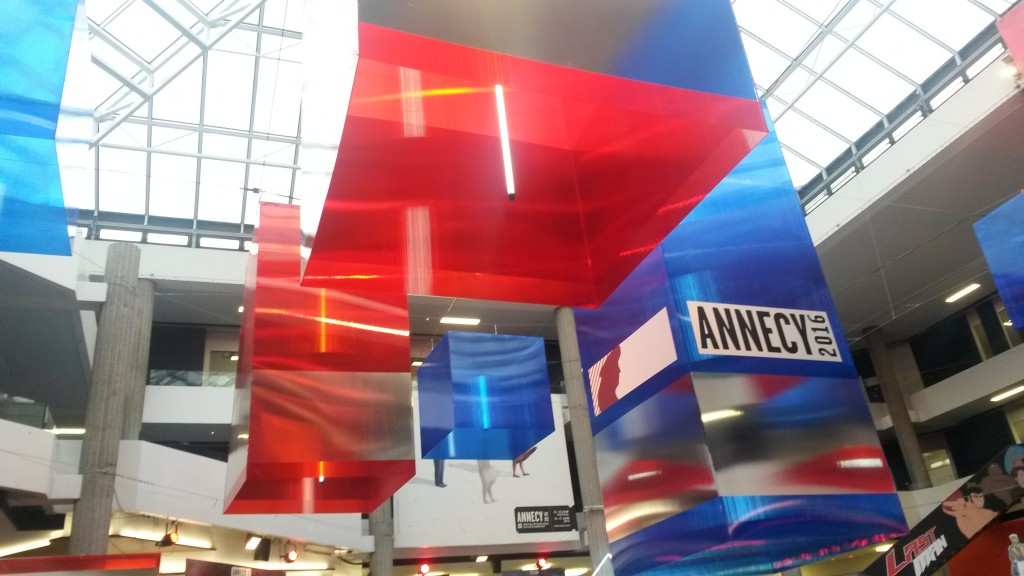 [Live Report] Festival international du film d'animation d'Annecy-Jour 4