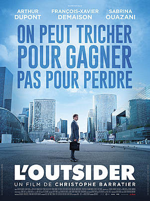 Gagnez 10×2 places pour le film de Christophe Barratier «L'Outsider»