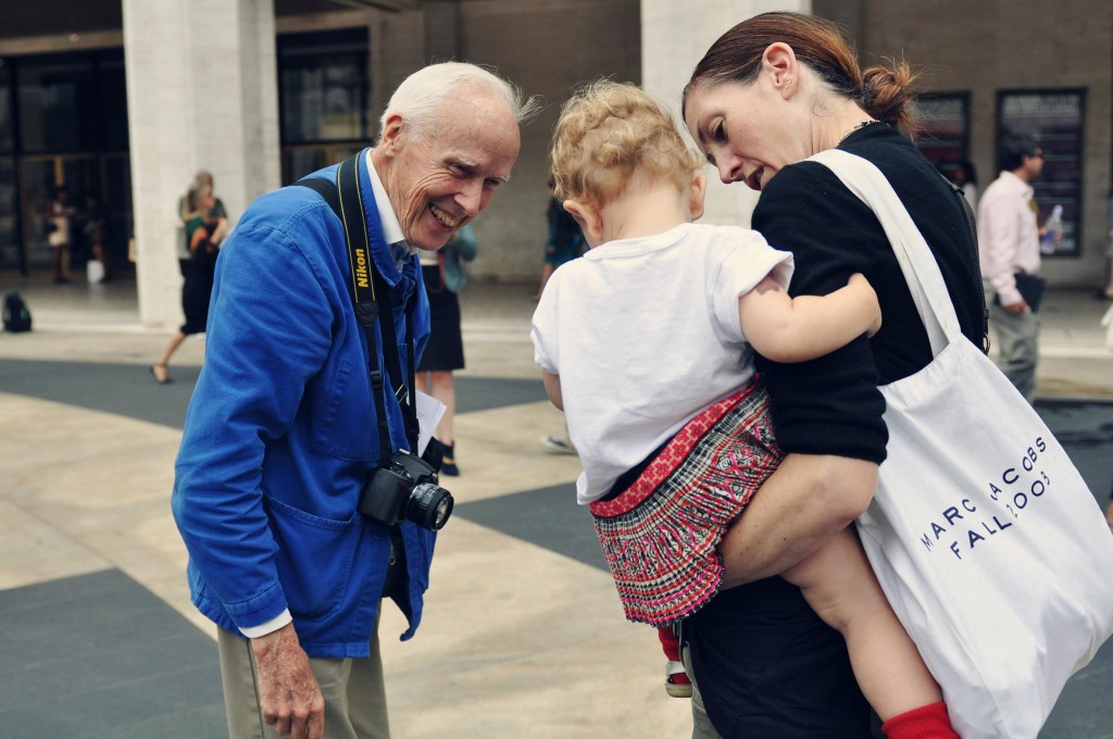 Mort du photographe de mode Bill Cunningham