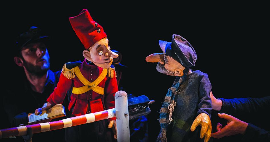 «Outpost»: les marionnettes aussi se heurtent aux frontières