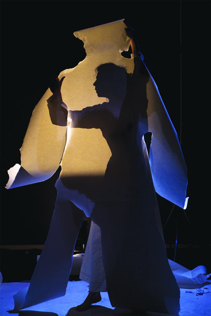 Du Rêve que fût ma vie / Les Anges au Plafond / Chateauroux / Mars 2014