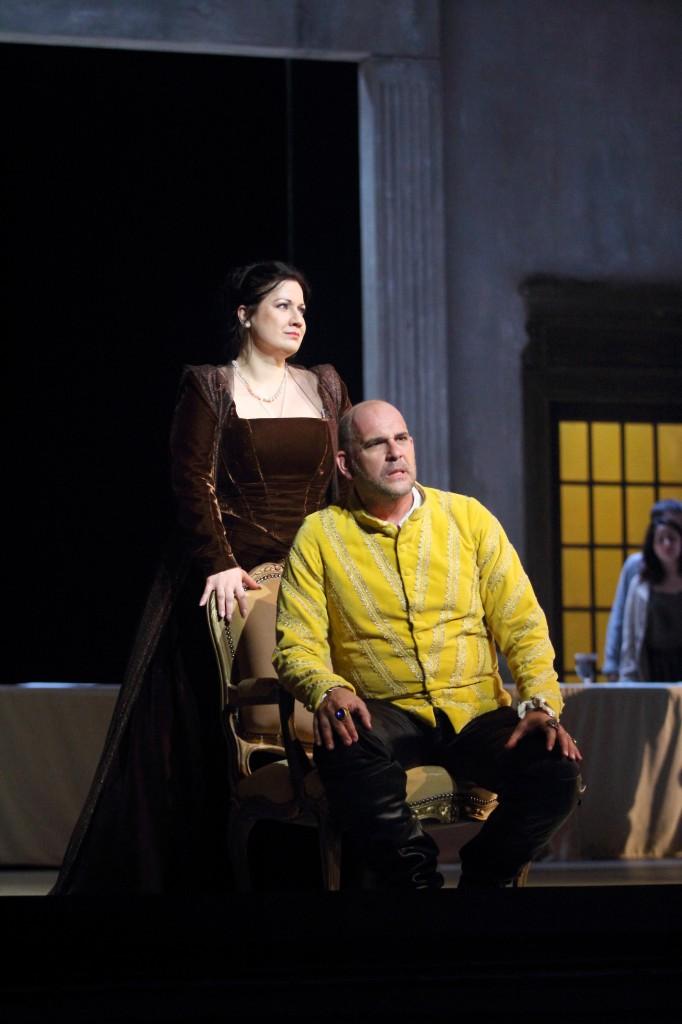 A l'Opéra de Marseille, un Macbeth de folie!