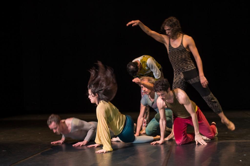 Gagnez 5×2 places pour le spectacle de Thomas Hauert le 4 juin au Théâtre de l'Aquarium