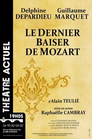 «Le dernier Baiser de Mozart» de Alain Teulié
