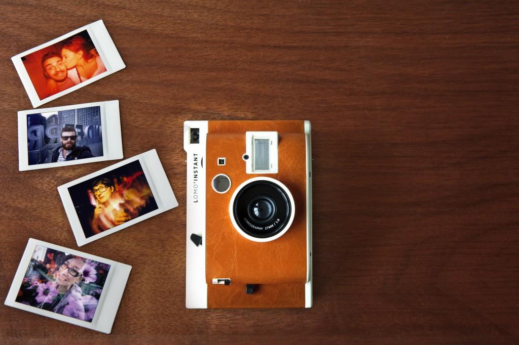 Gagnez un appareil photo instantané Lomo'Instant Sanremo