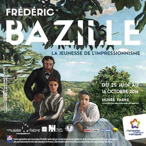 Exposition Frédéric Bazille