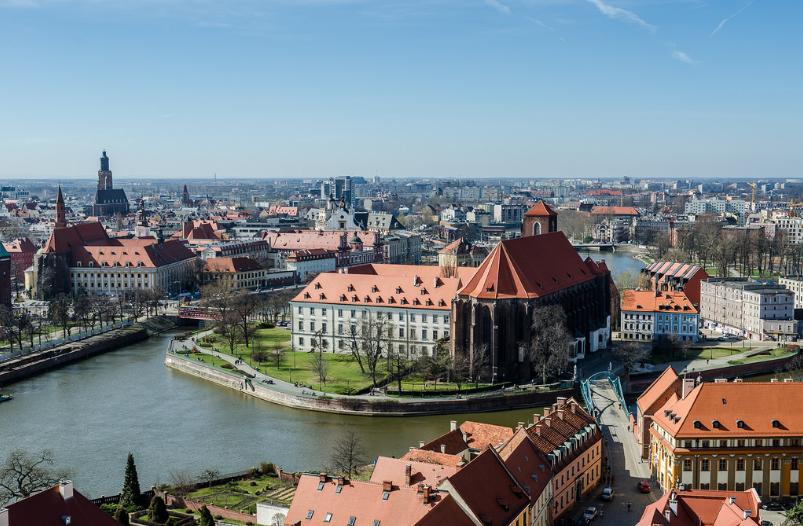 Wroclaw, une capitale européenne de la culture 2016 au coeur de l'été