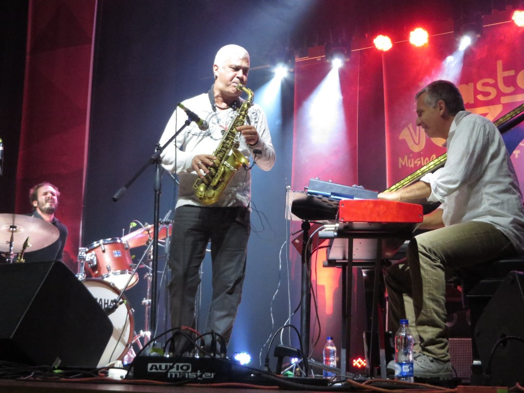 Philippe Sellam trio, Magic Box, la communion vraie.
