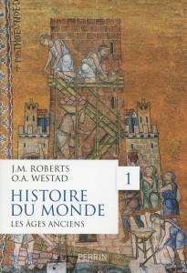 Visuel couverture - Histoire du Monde - Volume 1 - Perrin