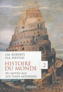 Visuel couverture - Histoire du Monde - Volume 2 - Perrin