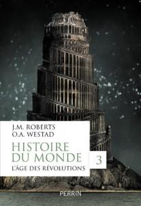 Visuel couverture - Histoire du Monde - Volume 3 - Perrin