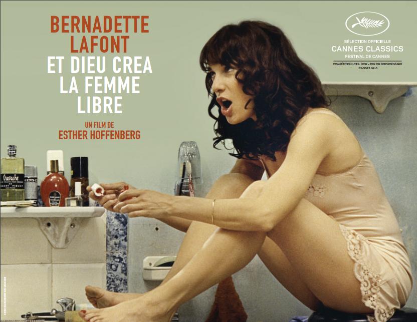 [Cannes Classics] Bernadette Lafont sur tous les fronts