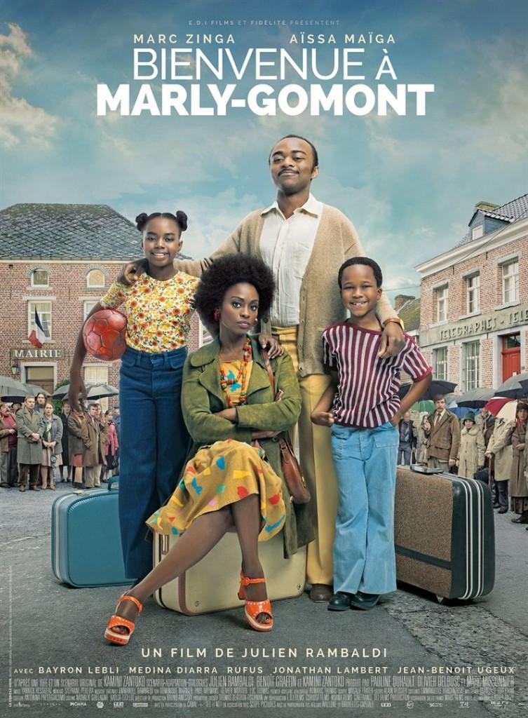 [Critique] du film « Bienvenue à Marly-Gomont » Kamini raconte l'intégration de son père