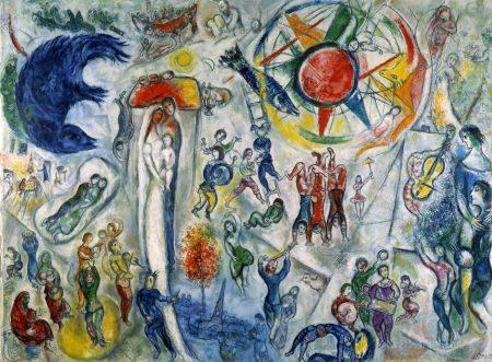 Marc Chagall ou la poésie picturale