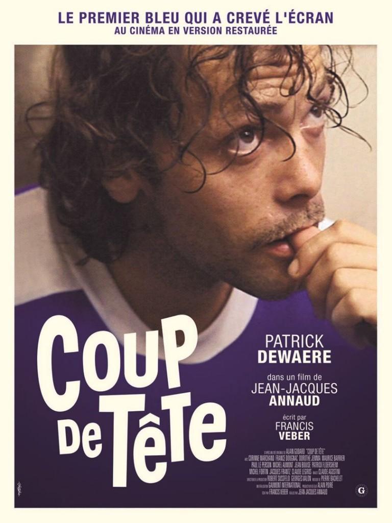 [Ressortie] « Coup de tête » de Jean-Jacques Annaud avec Patrick Dewaere revient en salles pour l'Euro de foot 2016