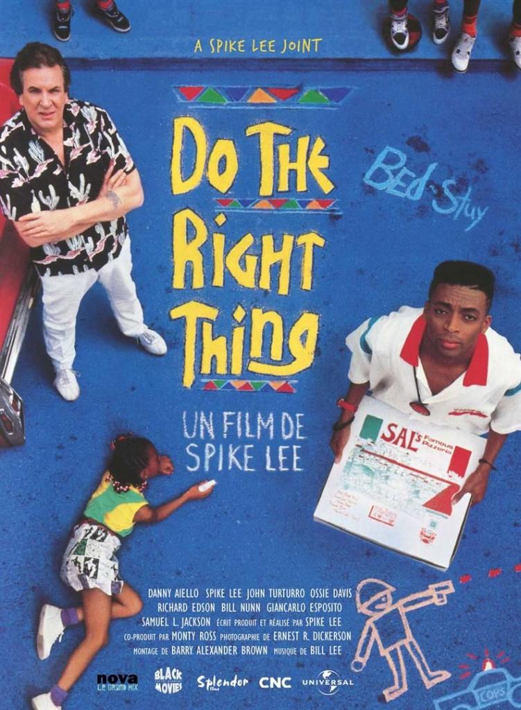[Critique] du film culte « Do the Right Thing » de Spike Lee pour sa ressortie en salles