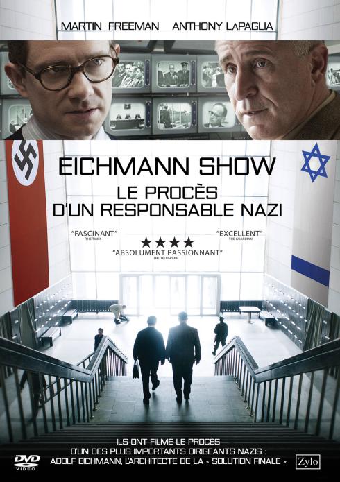 [Sortie dvd] «The Eichmann Show» de Paul Andrew Williams montre les caméras du procès