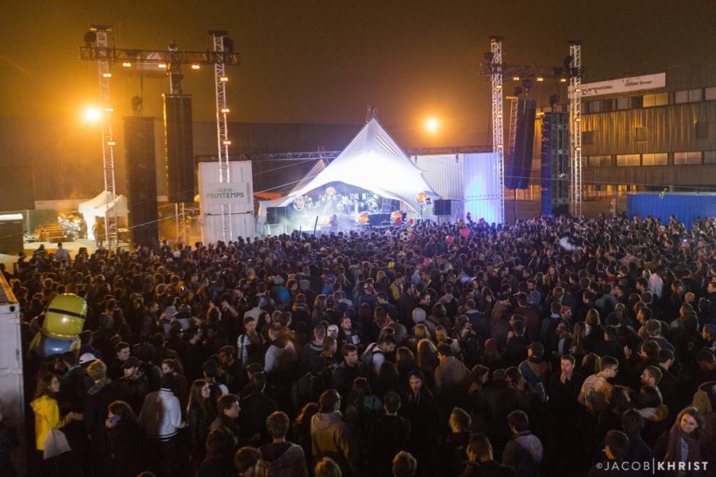 [Live Report] Weather Festival : électro et éclectisme pour une édition 2016 tout en folie !