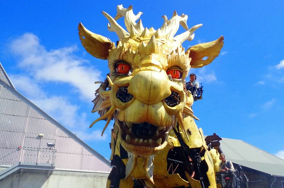 Live-Report : L'aventure Long-Ma continue