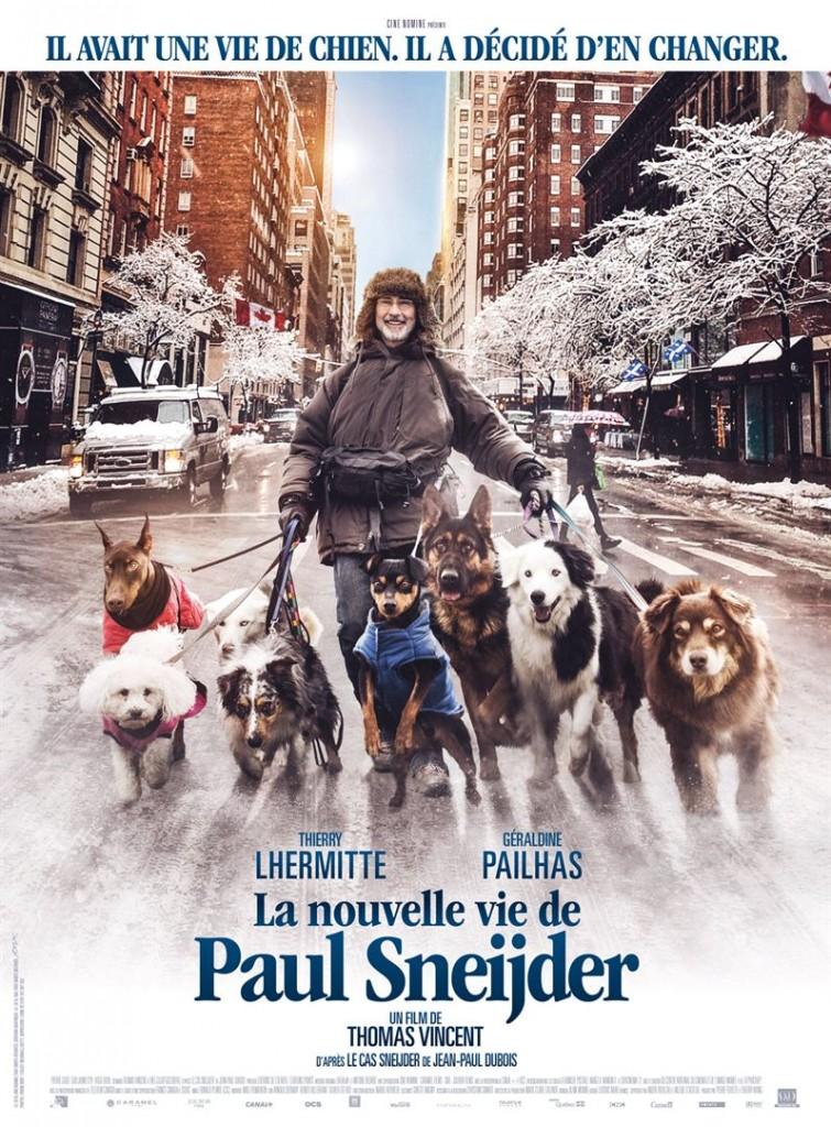 [Critique] du film « La nouvelle vie de Paul Sneijder » magnifique Thierry Lhermitte dans une fable endeuillée