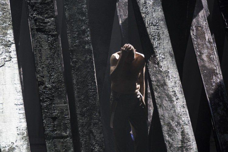 Lear, un roi nu et déchu à l'Opéra de Paris