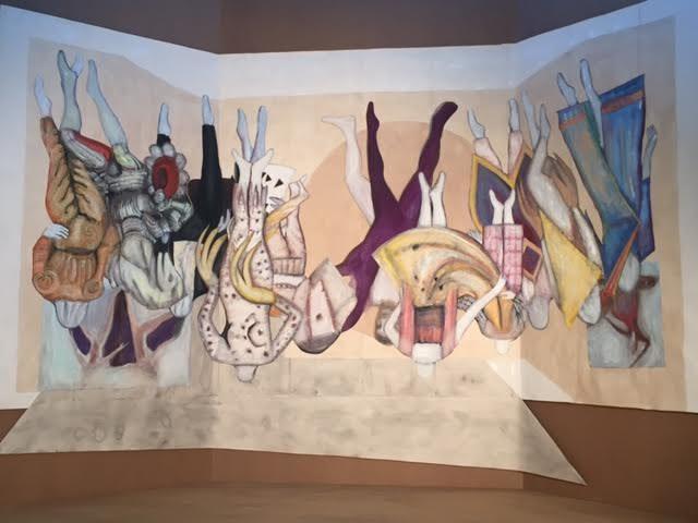 [Art Basel ] Soirée d'ouverture de foire créative avec Mathilde Rosier et Rafael Lozano-Hemmer (14/06/2016)