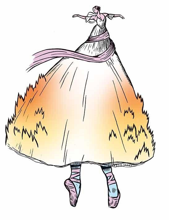 [Critique]«Brûlez-la!» un apéro déjanté avec Zelda Fitzgerald
