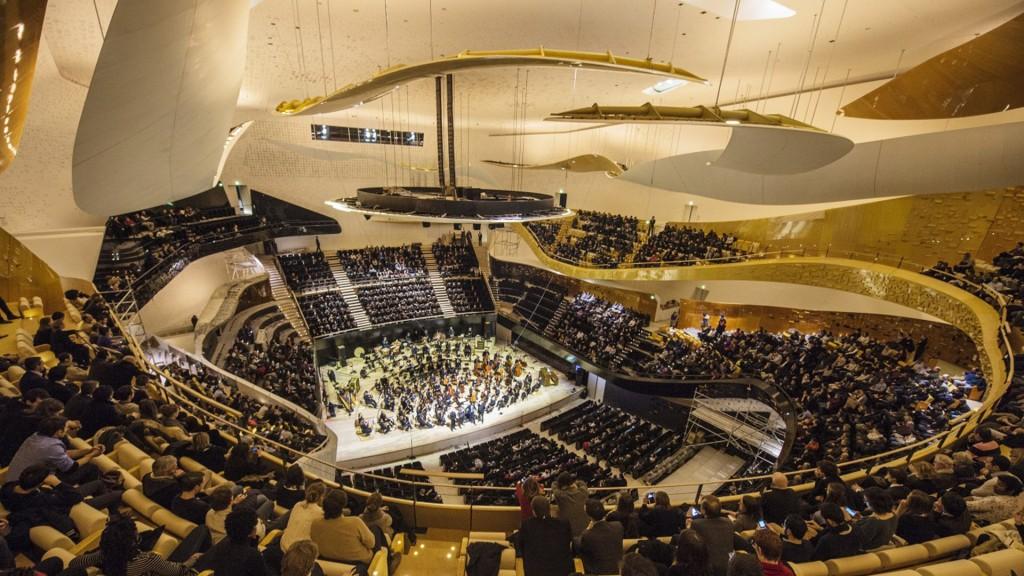 Concert du 20 juin en hommage à Henri Dutilleux à la Philharmonie