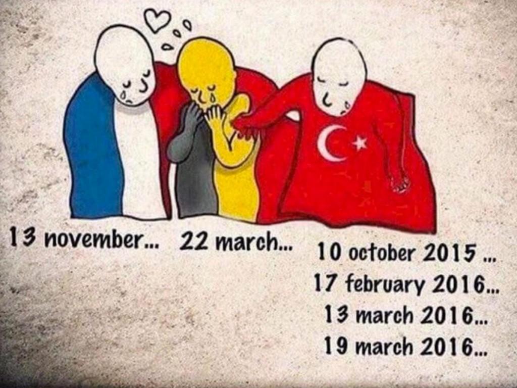 Un attentat à Istanbul fait au moins 41 victimes et 239 blessés